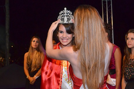 Guaminí - Reina - Coronación