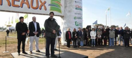 Sarquís en Expo Daireaux