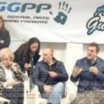 Massa, Sergio en General Pinto - Foto Diario Democracia de Junín