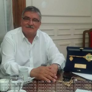 Gatica, Vicente intendente de Bragado