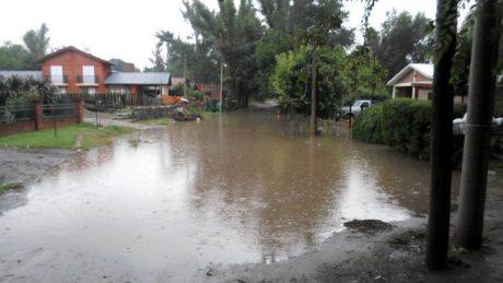 Santa Rosa - Inundación