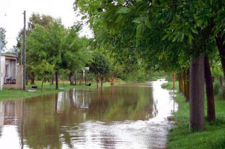 La Pampa inundación. Foto: infopico.com