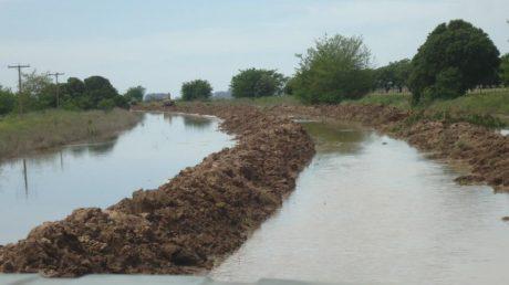 Inundaciones Santa Eleodora