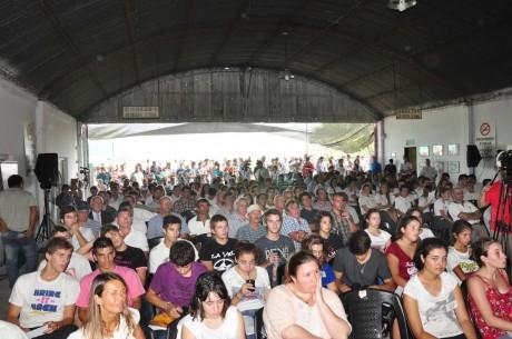 Trenque Lauquen - Agrotóxicos - Foto: Municipalidad de Trenque Lauquen
