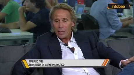 Tato, Mariano en Infobae.com