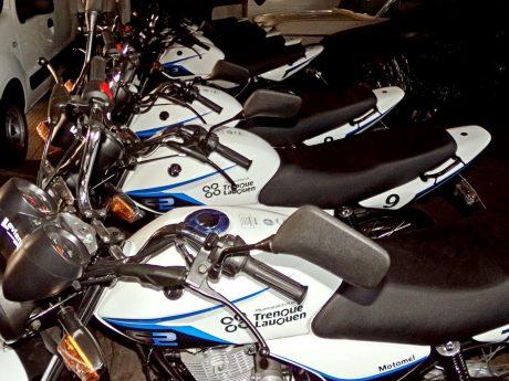 Motos municipalidad TL