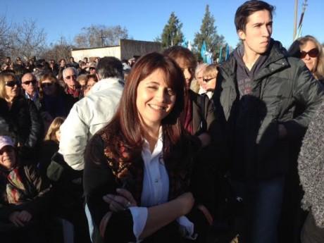 Guaminí - Perla Monti - Consejera Escolar