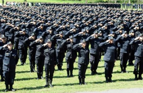 Policías - Mujeres