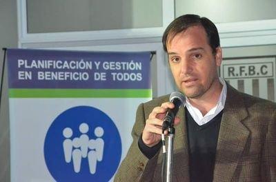 Reynoso, Javier - Intendente de Rivadavia