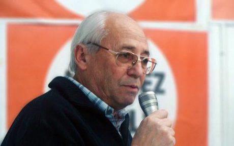 Álvarez, Roberto intendente de Tres Lomas