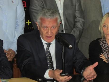 Sarghini, Jorge - Diputado Frente Renovador