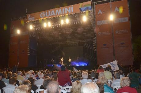 Cochicó - Soledad sobre el escenario