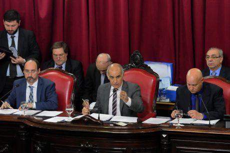 Senado Buenos Aires Blanqueo