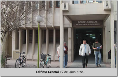 Trenque Lauquen - Departamento Judicial