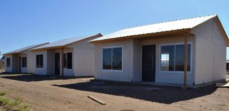 Tres Lomas - Viviendas en construcción