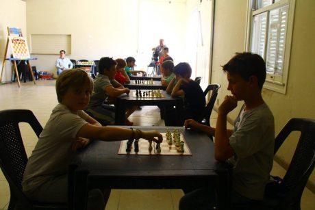 Trenque Lauquen ajedrez