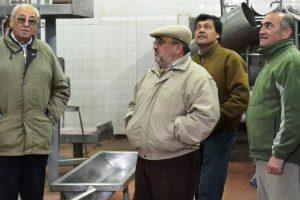 Álvarez, Roberto representantes frigorífico Tres Lomas