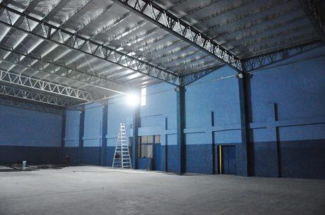 CEF Trenque Lauquen gimnasio