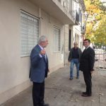 Conte Grand conversa con el Fiscal General de Trenque Lauquen