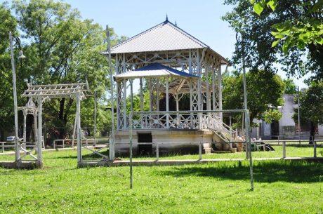 Trenque Lauquen Jardín Nro 1 Glorieta