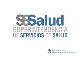 Logo Superintendencia de Servicios de Salud