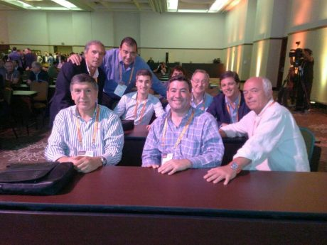 Trigo Delegación Argentina en Brasil