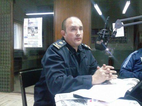 Lusetti, Claudio - Comisario distrital Trenque Lauquen