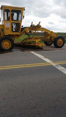 Ruta Nacional 33 Reparación
