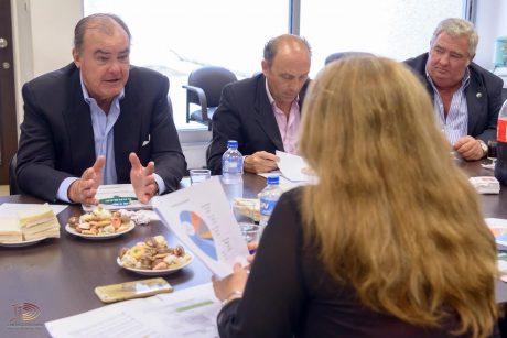 CARBAP con diputados del Frente Renovador