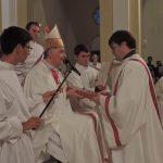 Diócesis de 9 de Julio ordenan diácono a José Palanga