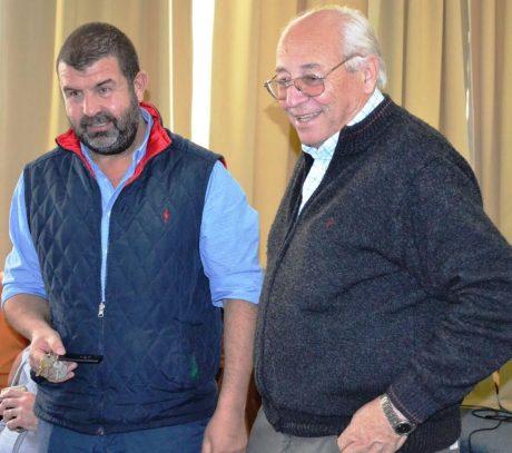 Álvarez Roberto y Uriarte Fabio