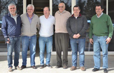 Intendentes peronistas en Tres Lomas