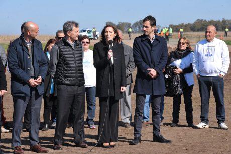 Vidal, María Eugenia con Macri, Mauricio