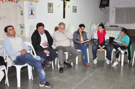 Trenque Lauquen - Serantes, Pérez, Felice y Singlar.