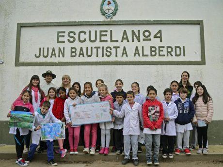 30 de Agosto Escuela Juan Bautista Alberdi