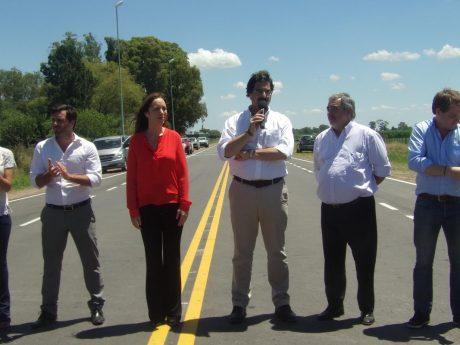 Vidal, María Eugenia ruta del cereal