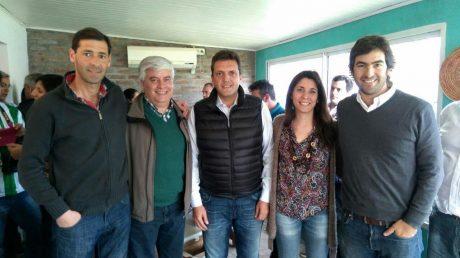 Trenque Lauquen concejales FR con Sergio Massa
