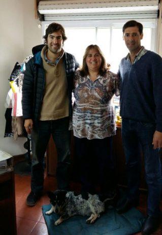 Ripamonti, Bisio y Coria