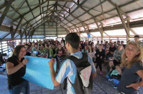 Campamento de Jóvenes en La Fortuna