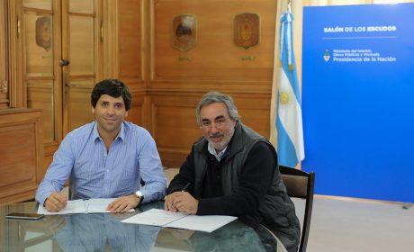 Fernández, Miguel con De Luca