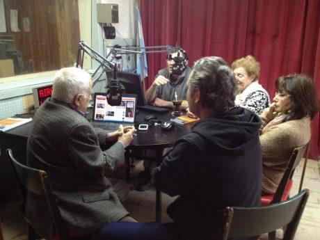 Guadagni, Alieto en Las Radios de Trenque Lauquen