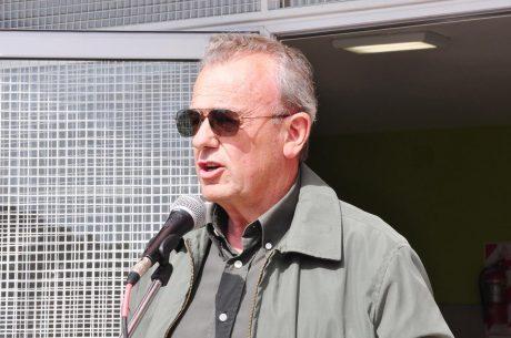 Trenque Lauquen - Schwab Carlos Pdte Barrio Alegre - Inauguración ESB 9