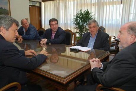 La Pampa Verna recibiò a directivos de Cresud