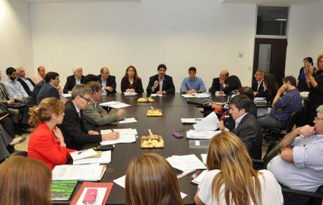 Ley de Fitosanitarios reunión en Diputados