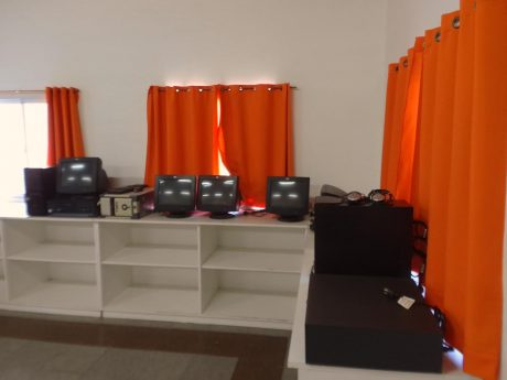 Trenque Lauquen computadoras recicladas