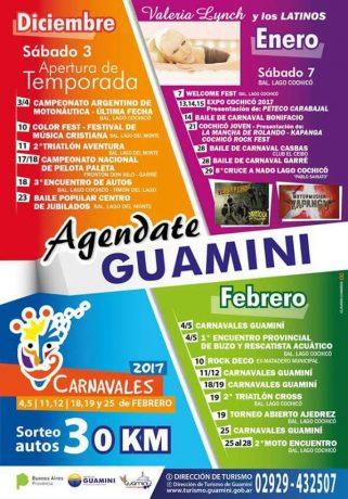 Guaminí agenda turística