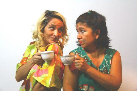 Trenque Lauquen - Silvina Orozco e Hilda Domecq