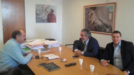 Fernández y Bulián en La Plata