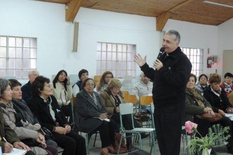 Cáritas habla Monseñor Torrado Mosconi