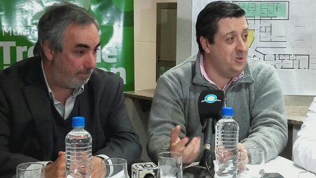 Álvarez y Fernández intendentes Guaminí y Trenque Lauquen